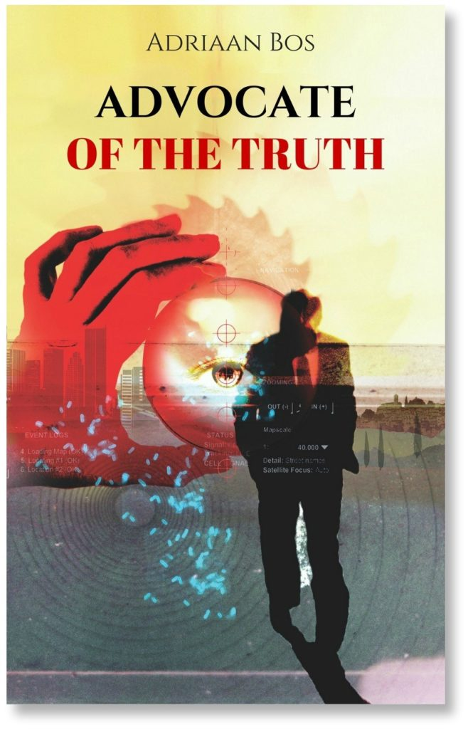 Cover of the book Advocate of the truth by Adriaan Bos